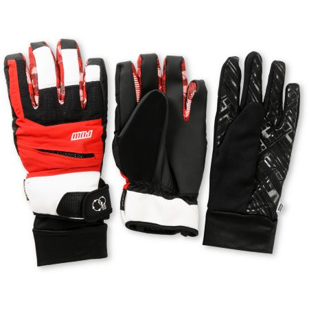 Pow Sniper GTX Red 2013 GORE-TEX Snowboard Gloves