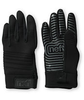 Neff Daily 2013 Black Pipe Snowboard Gloves