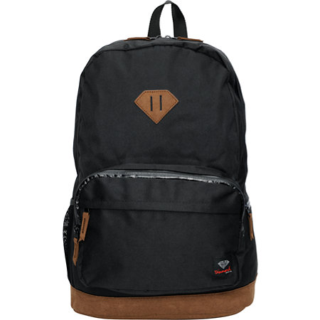 Diamond Supply Co. Black & Brown School Life Backpack at ... - photo#11