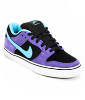 Nike Dunk Low LR Purple & Chlorine Skate Shoe