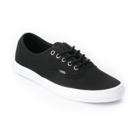 Vans Authentic Lite Black & White Shoe
