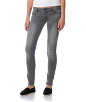 Empyre Girls Logan Mineral Grey Jeggings