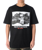 DGK Stacks Black Tee Shirt