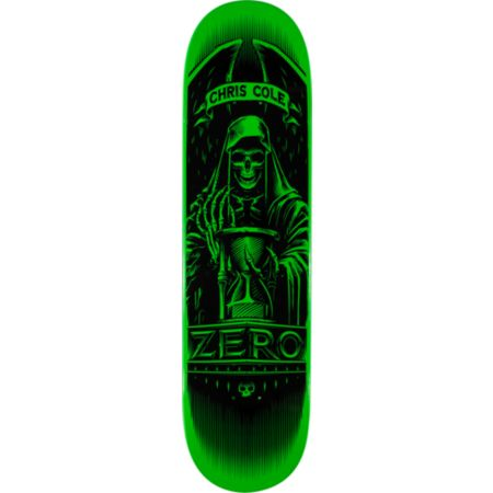 Zero Cole Angel Of Death 8.125 Skateboard Deck