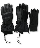 Burton Pinnacle GORE-TEX Black 2013 TouchTec Gloves