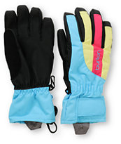 Burton Profile Girls Avatar Blue Under Gloves