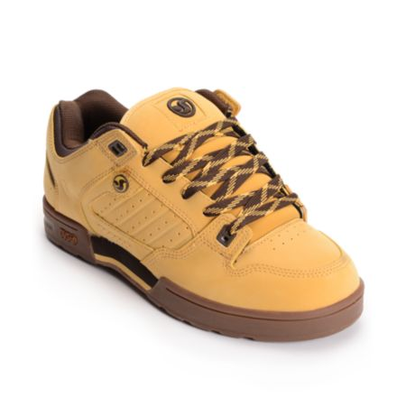 DVS Militia JJ Snow 2012 Tan Nubuck All-Terrain Shoe