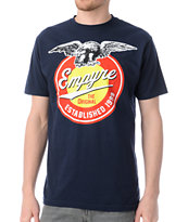 Empyre High Life Navy Tee Shirt