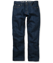 RVCA Stay Blue Regular Fit Jeans