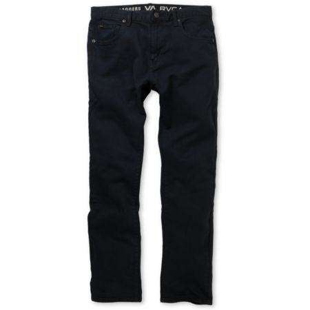 RVCA Daggers Dark Navy Slim Pants