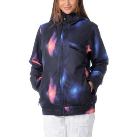 DC Girls Riji 2013 Twilight 10K Snowboard Jacket