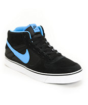 Nike SB Mavrk Mid 2 Black, Lt Photo Blue & White Shoe