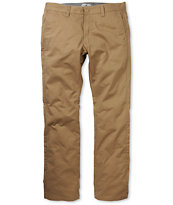 Matix Guys Welder Slim Fit Khaki Pants