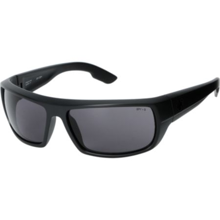 Spy Bounty Matte Black & Grey Sunglasses