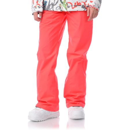 Volcom Girls Logic 2013 Red 5K Snowboard Pants