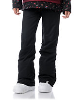 Roxy Evolution Black 8K Girls Snowboard Pants