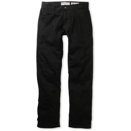 LRG True Straight Black Twill Jeans