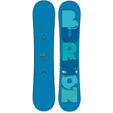 Burton Super Hero Smalls 138cm Boys Snowboard 2013