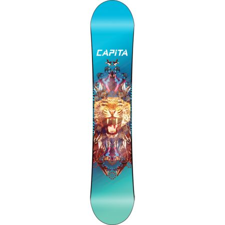 Capita Space Metal Fantasy FK 143cm 2013 Girls Snowboard