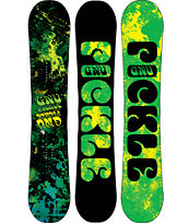 GNU Pickle PBTX 159cm Wide Snowboard 2013