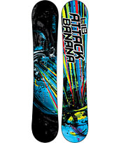 Lib Tech Attack Banana EC2 BTX 159 Wide Snowboard 2013