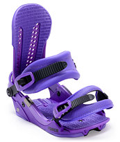 Union Force Purple 2013 Snowboard Bindings