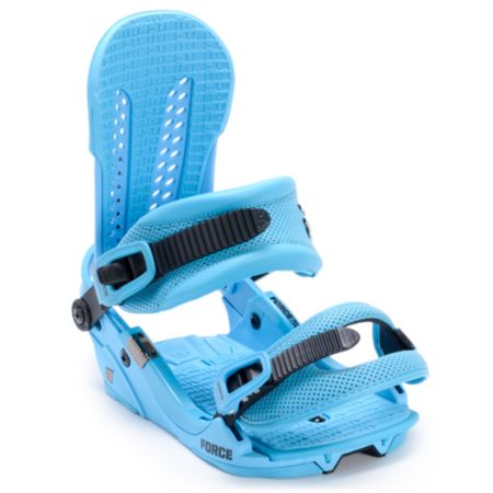 Union Force Blue 2013 Snowboard Bindings