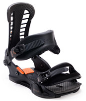 Union Atlas Matte Black 2013 Snowboard Bindings