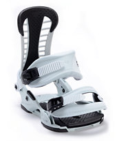 Union Atlas Matte Stone 2013 Snowboard Bindings