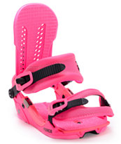 Union Force Magenta 2013 Snowboard Bindings