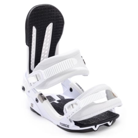 Union Force White 2013 Snowboard Bindings