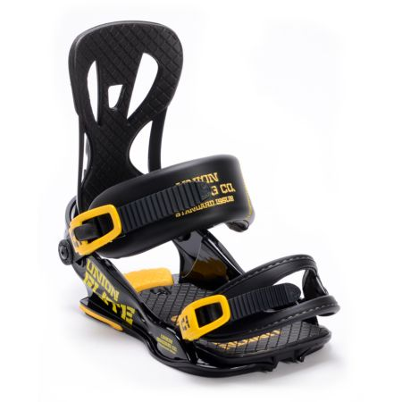 Union Flite Black 2013 Snowboard Bindings