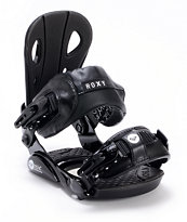 Roxy Classic Black 2013 Snowboard Bindings