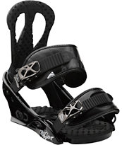 Burton Citizen Girls Black Snowboard Bindings 2013