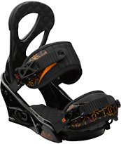 Burton Stiletto Girls Black Snowboard Bindings 2013