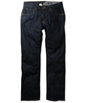 Volcom Kinkade Blue Regular Fit Jeans