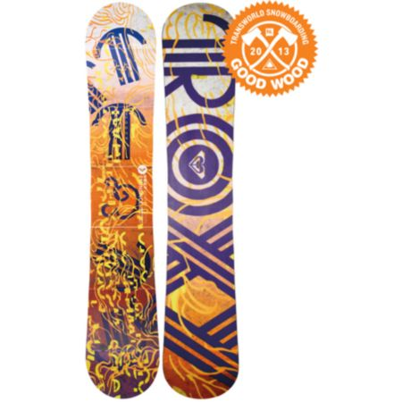 Roxy Eminence C2 BTX Bright Edition 143 Girls Snowboard 2013