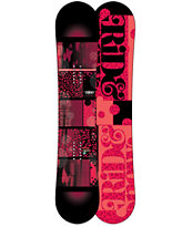 Ride Compact 139 Girls Snowboard 2013