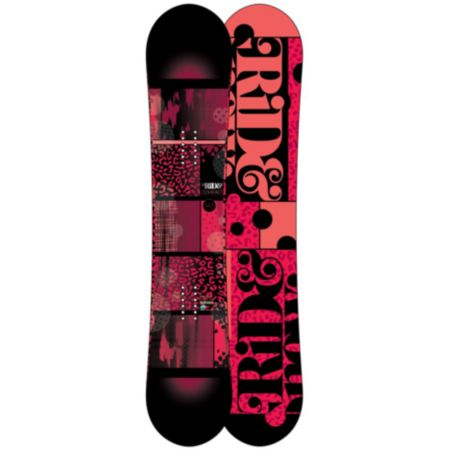 Ride Compact 143 Girls Snowboard 2013