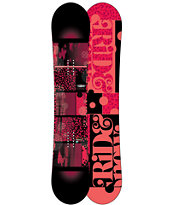 Ride Compact 147 Girls Snowboard 2013