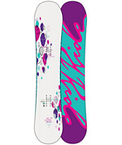 Ride Baretta 142 Girls Snowboard 2013