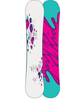 Ride Baretta 154 Girls Snowboard 2013