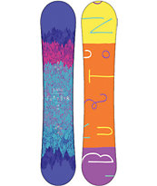 Burton Feather 152 Wide Girls Snowboard 2013