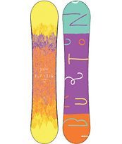 Burton Feather 144 Girls Snowboard 2013