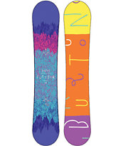 Burton Feather 153 Girls Snowboard 2013