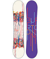 Burton Feelgood Flying V 140 Girls Snowboard 2013