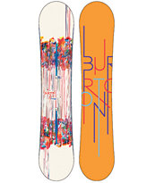Burton Feelgood Flying V 144 Girls Snowboard 2013