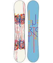Burton Feelgood Flying V 152 Girls Snowboard 2013