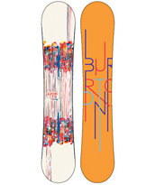 Burton Feelgood Flying V 155 Girls Snowboard 2013