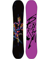 Burton Deja Vu Flying V 141 Girls Snowboard 2013